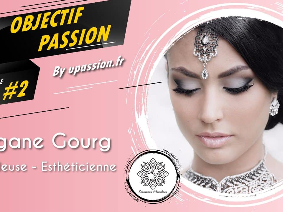 Morgan Gourg - esthéticienne maquilleuse